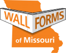Wall Forms of Missouri Logo