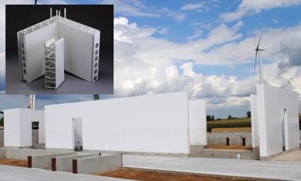 Extrutech plastics building components